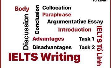 Đề thi IELTS Writing 2015